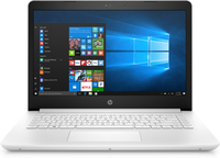 "HP 14-bp190nd 1.60GHz i5-8250U 14"" 1920 x 1080Pixel Bianco Computer portatile"