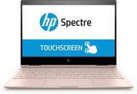 "HP Spectre x360 13-ae091nz 1.80GHz i7-8550U 13.3"" 3840 x 2160Pixel Touch screen Oro rosa Ibrido (2 in 1)"