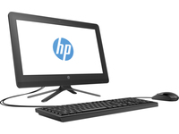 "HP 20-c300la 2GHz J3355 19.5"" 1600 x 900Pixel Nero PC All-in-one"