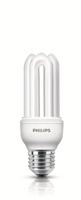 Philips Genie 8718696682630 14W E27 D Bianco caldo lampada fluorescente energy-saving lamp