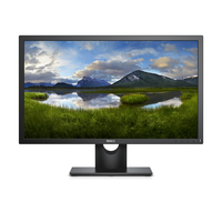 "DELL E Series E2418HN 23.8"" Full HD IPS Opaco Nero Piatto monitor piatto per PC"