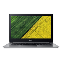 "Acer Swift SF314-52-53MR 1.6GHz i5-8250U 14"" 1920 x 1080Pixel Argento Computer portatile"