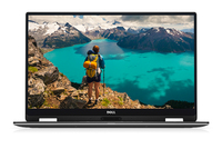 "DELL XPS 9365 i7-7Y75 13.3"" 3200 x 1800Pixel Touch screen Nero, Argento Ibrido (2 in 1)"