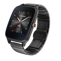 "ASUS WI501Q-GM-GR-Q 1.63"" AMOLED Scuro metalizzato smartwatch"