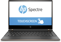 "HP Spectre 13 13-af001nw 1.8GHz i7-8550U 13.3"" 1920 x 1080Pixel Touch screen Grigio Computer portatile"