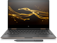 "HP Spectre x360 13-ae081tu 1.8GHz i7-8550U 13.3"" 1920 x 1080Pixel Touch screen Nero, Rame, Argento Ibrido (2 in 1)"