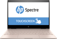 "HP Spectre x360 13-ae002nt 1.8GHz i7-8550U 13.3"" 1920 x 1080Pixel Touch screen Oro Ibrido (2 in 1)"
