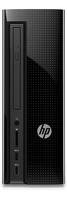 HP Slimline 260-p129nl 3.2GHz i3-6100T Mini Tower Nero PC