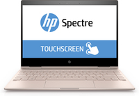 "HP Spectre x360 13-ae006na 1.80GHz i7-8550U 13.3"" 3840 x 2160Pixel Touch screen Oro rosa Ibrido (2 in 1)"