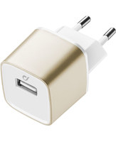 Cellularline Apple Caricabatterie da rete USB per dispositivi Apple Oro