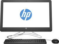 "HP 24 -e091nf 2.4GHz A9-9400 23.8"" 1920 x 1080Pixel Grigio PC All-in-one"