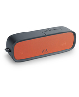Cellularline Sparkle ? lo speaker Bluetooth Grigio/arancio