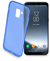 Cellularline Color Case - Galaxy A3 (2018) Custodie colorate e ultrasottili Blu