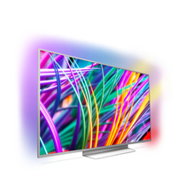 Philips TV ultra sottile 4K Android TV 55PUS8303/12