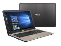 NOTEBOOK N3350 4GB RAM 500GB HDD 15.6 FREEDOS ASUS PN:X540NA–GQ017