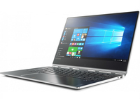 "Lenovo Yoga 910-13IKB 2.5GHz i5-7200U 13.9"" 1920 x 1080Pixel Touch screen Argento Ibrido (2 in 1)"