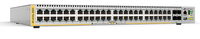 Allied Telesis AT-X510L-52GT Gestito L3 Gigabit Ethernet (10/100/1000) Grigio switch di rete