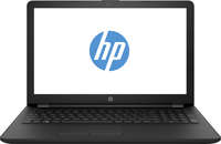 "HP 15-bs086nf 1.6GHz N3060 15.6"" 1366 x 768Pixel Nero Computer portatile"