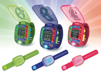 VTech Les Pyjamasques - Montres interactives assorties