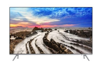 "Samsung UN65MU7000FXZX 65"" 4K Ultra HD Smart TV Wi-Fi Nero LED TV"
