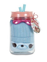 Num Noms Surprise in a Jar- B. Razz Bear Animali giocattolo Blu