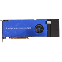 DELL 490-BDRL Radeon Pro WX 7100 8GB GDDR5 scheda video
