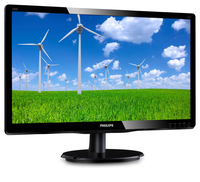 Philips 200S5QSB/93 monitor piatto per PC