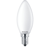 Philips Classic 8718696706398 4.3W E14 A++ Bianco caldo lampada LED energy-saving lamp