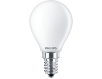 Philips Classic 8718696706411 2.2W E14 A++ Bianco caldo lampada LED energy-saving lamp