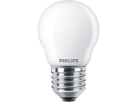 Philips Classic 8718696706473 4.3W E27 A++ Bianco caldo lampada LED energy-saving lamp
