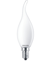 Philips Classic 8718696706497 2.2W E14 A++ Bianco caldo lampada LED energy-saving lamp