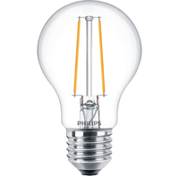 Philips Classic 8718696709405 5.5W E27 A+ Bianco caldo lampada LED energy-saving lamp