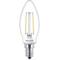 Philips Classic 8718696709801 2.7W E14 A++ Bianco caldo lampada LED energy-saving lamp