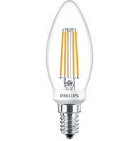 Philips Classic 8718696709825 5W E14 A+ Bianco caldo lampada LED energy-saving lamp