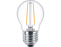 Philips Classic 8718696709887 2.7W E27 A++ Bianco caldo lampada LED energy-saving lamp