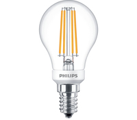 Philips Classic 8718696709900 5W E14 A+ Bianco caldo lampada LED energy-saving lamp
