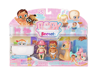 BABY Secrets Rocking Horse Pack bambola