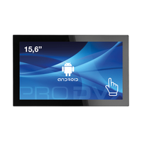 "ProDVX APPC-15DSK 2GHz RK3288 15.6"" 1920 x 1080Pixel Touch screen Nero PC All-in-one"