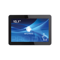 "ProDVX APPC-10DSKP 2GHz RK3288 10.1"" 1280 x 800Pixel Touch screen Nero PC All-in-one"