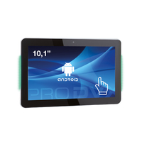 "ProDVX APPC-10DSKPL 2GHz RK3288 10.1"" 1280 x 800Pixel Touch screen Nero All-in-One tablet PC"