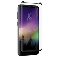 InvisibleShield glass curve Clear screen protector Galaxy S9+