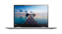 "Lenovo Yoga 720 2.7GHz i7-7500U 13.3"" 1920 x 1080Pixel Touch screen Platino, Argento Ibrido (2 in 1)"