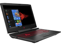"HP OMEN 17-an018nb 2.5GHz i5-7300HQ 17.3"" 1920 x 1080Pixel Nero Netbook"