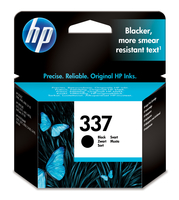 HP 337 Black Inkjet Print Cartridge Nero cartuccia d