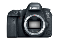 Canon EOS 6D Mark II + EF 24-70mm/F2.8L II USM + EF 70-200mm/F2.8L IS USM II Kit fotocamere SLR 26.2MP CMOS 6240 x 4160Pixel Nero