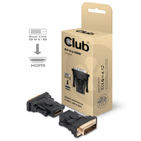 CLUB3D DVI-D to HDMIT Passive Adapter