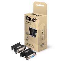 CLUB3D DVI to VGA Passive Adapter