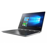 "Lenovo Yoga 910 2.7GHz i7-7500U 13.9"" 1920 x 1080Pixel Touch screen Grigio Ibrido (2 in 1)"
