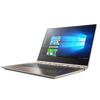 "Lenovo Yoga 910 2.7GHz i7-7500U 13.9"" 1920 x 1080Pixel Touch screen Oro Ibrido (2 in 1)"