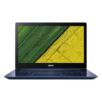 "Acer Swift SF314-52-53BE 2.5GHz i5-7200U 14"" 1920 x 1080Pixel Nero, Blu Computer portatile"